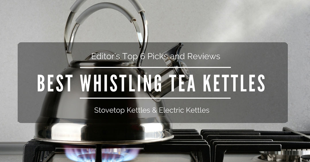 Best stovetop and electric kettles