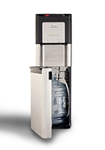 Whirlpool 8LIECH-SC-SSF-P5W Self Cleaning Stainless Bottom Load Water Cooler