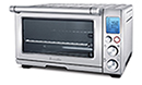 Breville BOV800XL Smart Convection Toaster Oven with Element IQ