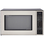 Sharp R-930CS 1-1/2-Cubic Feet 900-Watt Convection Microwave