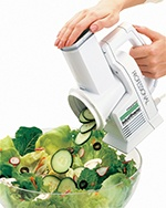 Presto 02970 Professional SaladShooter Electric Slicer/Shredder