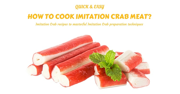 QUICK & EASY: HOW TO COOK IMITATION CRAB MEAT?