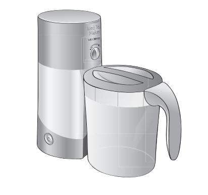 Mr. Coffee® 3 Quart Iced Tea Maker Manual