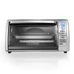 Black and Decker CTO6335S Digital Convection Countertop Toaster Oven