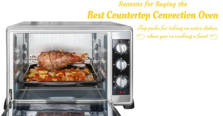 Best Countertop Convection Oven 2019 Reviews Amp Buyer S Guide