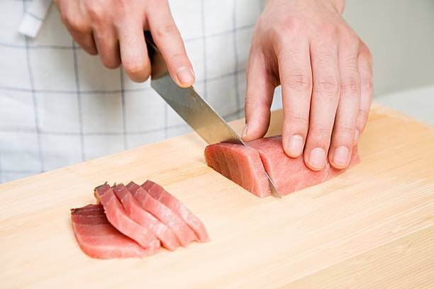 Sashimi Knife Cuts