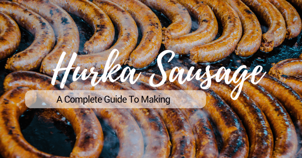 How to Make Hurka Sausage- A Complete Guide To Making One