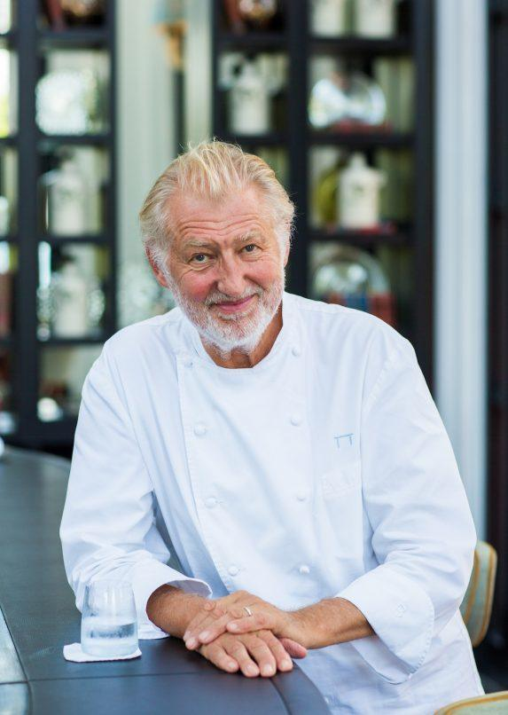 A moment with … Pierre Gagnaire for La Maison 1888