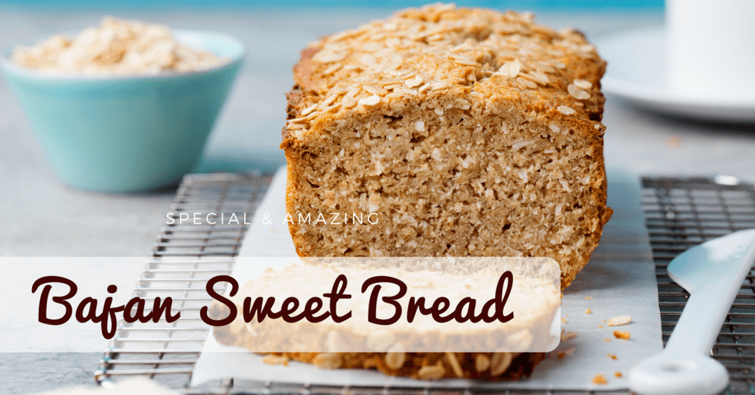 The Secret to the Best Bajan Sweet Bread- Special & Amazing