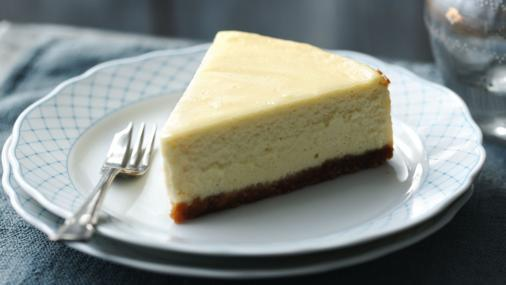 New York cheesecake via BBC