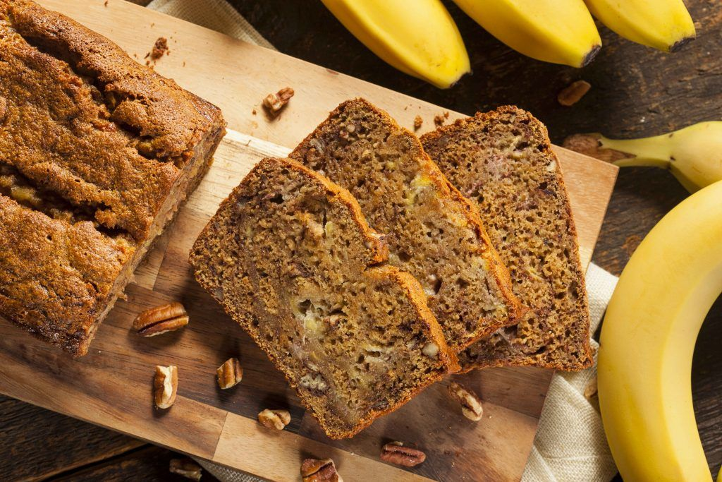 Banana Sweet Bread