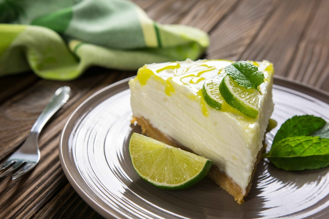 Lemon topping Cheesecake