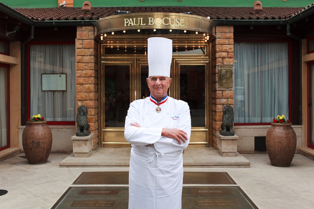 Paul Bocuse - Chef Paul Bocuse