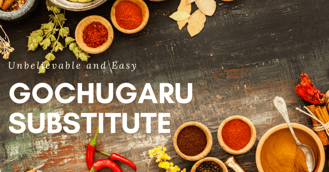 9 Unbelievable and Easy Substitutes for Gochugaru