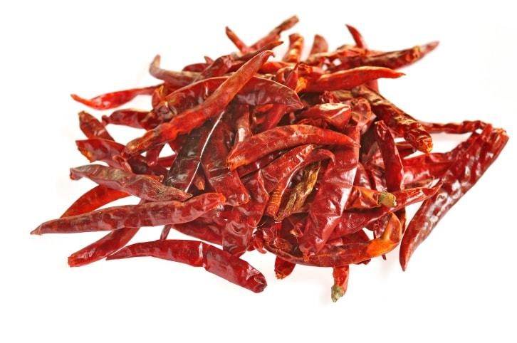 Indian Kashmiri Pepper via Byadgi Chilli