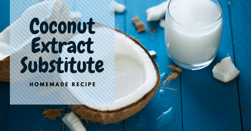 Coconut Extract Substitute