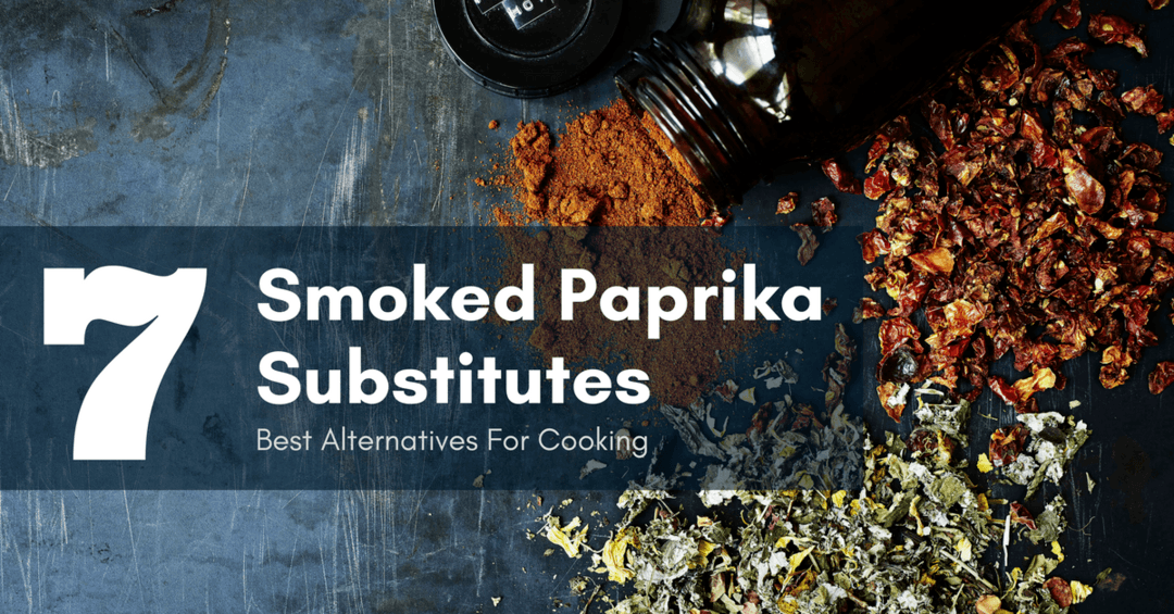 Smoked Paprika Substitutes