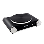 Cusimax 1500W Electric Countertop Burner, Portable Single Hot Plate