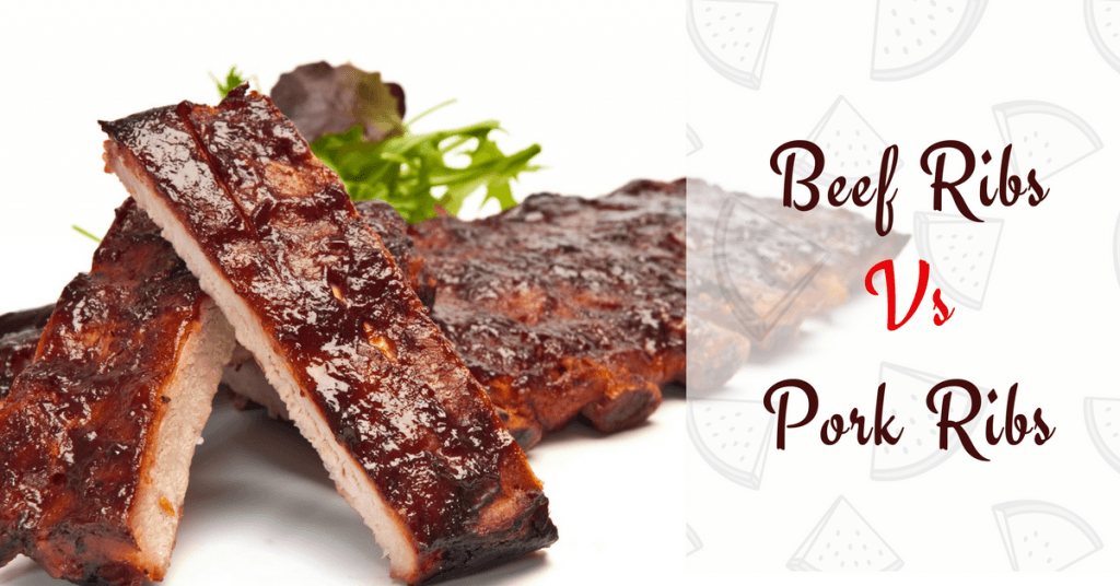 Beef Ribs Vs Pork Ribs