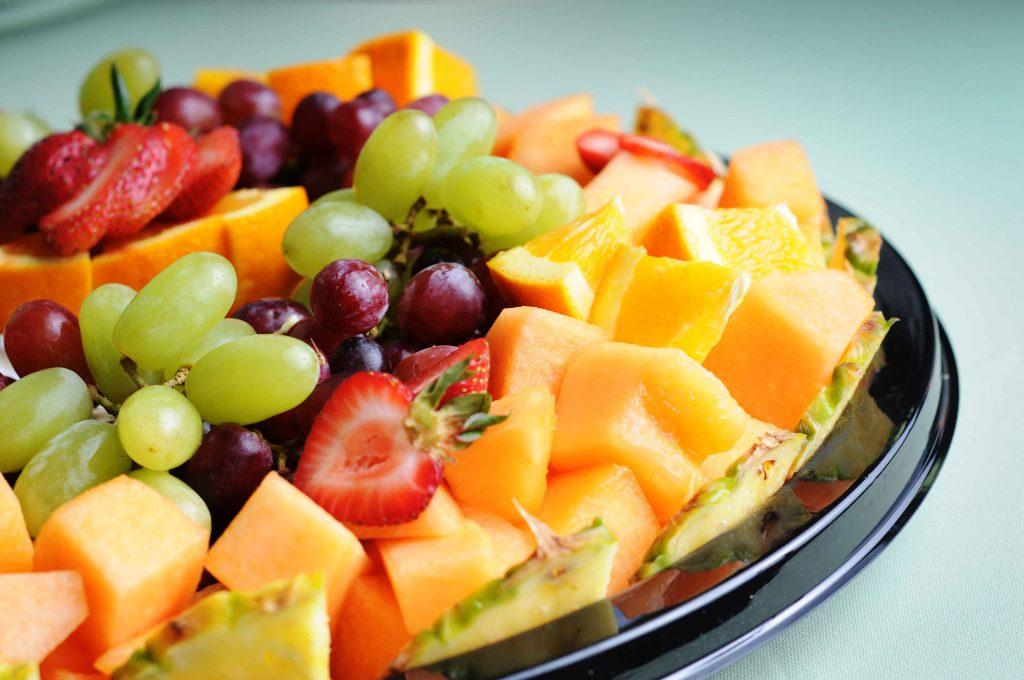 Platters of Fruits