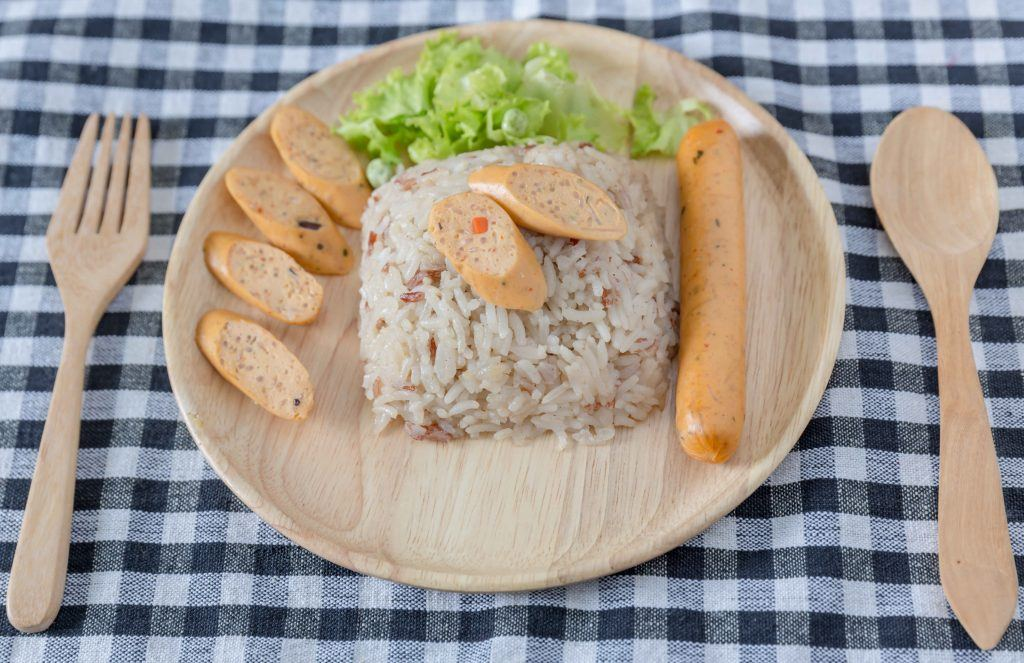 Parboiled Rice Recipe