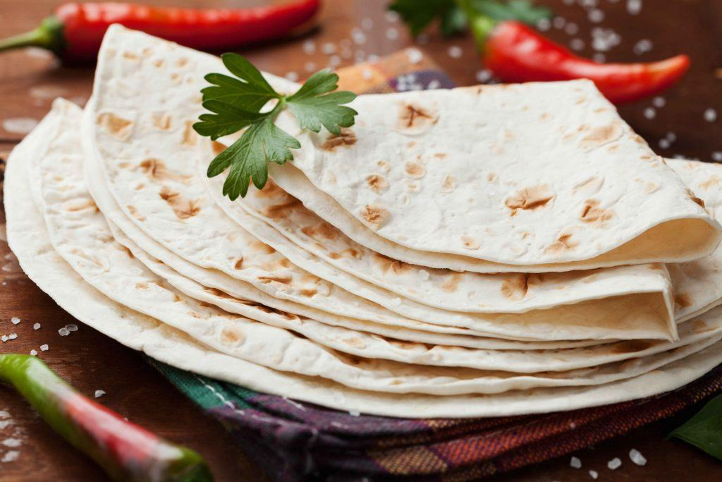 Unspoiled Tortillas