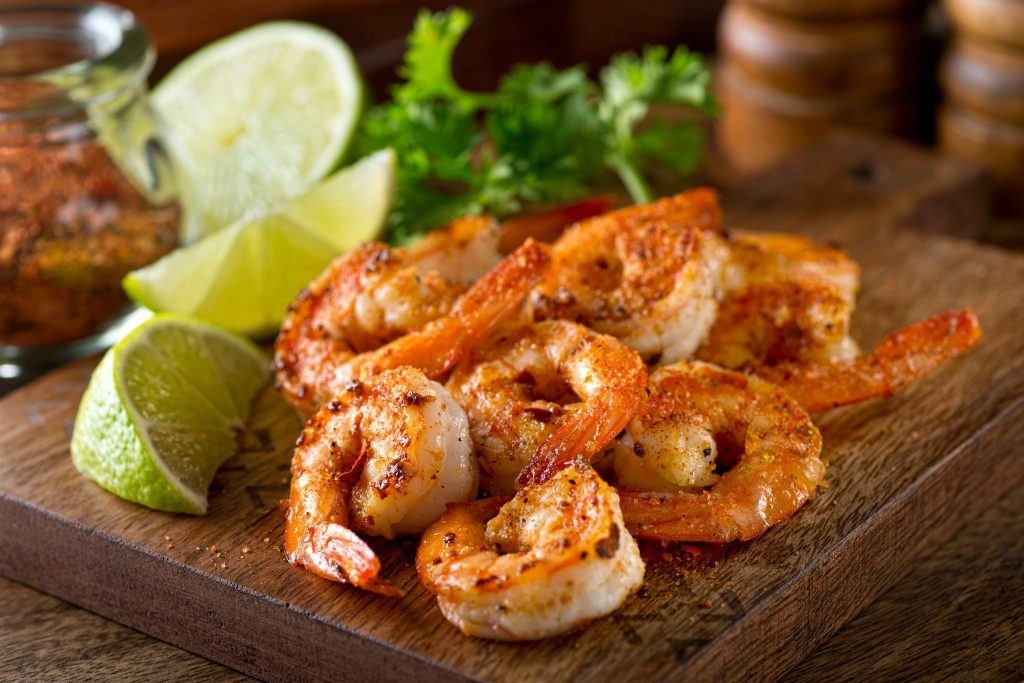 Reheat Shrimp With Oven